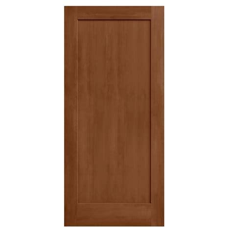 interior doors home depot jeld wen 36 in x 80 in stained espresso 2 panel solid