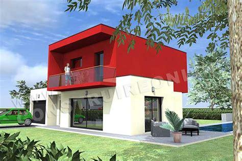 plan de maison a etage 5 chambres vente de plan de maison à étage