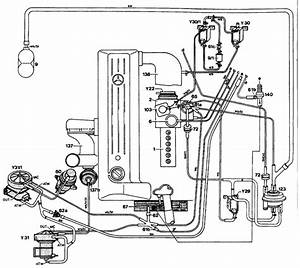 Posting Vacuum Diagram For 603  W124