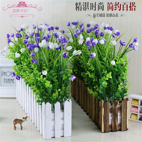 แบบจำลองสีเขียวพืชดอกไม้ใบหญ้าดอกทิวลิปดอกไม้ปลอมดอกไม้ ...
