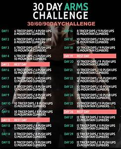 30 Tage Fitness : 30 day fitness challenges arm challenge lila lummerland ~ Frokenaadalensverden.com Haus und Dekorationen