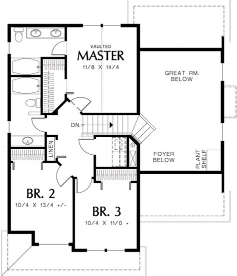 1500 sq ft house plans traditional style house plan 3 beds 2 5 baths 1500 sq ft
