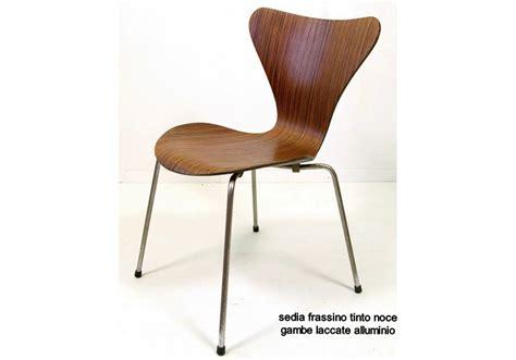Jacobsen Sedie by Sedia Seven Jacobsen Instant Design