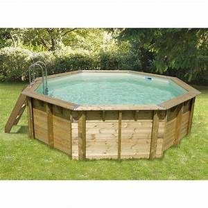 catgorie piscine page 6 du guide et comparateur d39achat With liner piscine hors sol octogonale bois 15 piscine bois ocea 510 x h120m