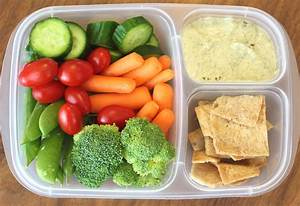Healthy School Lunches - Dig This Design