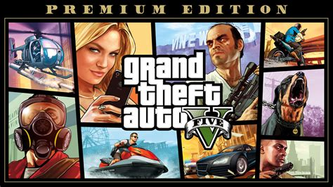 [Epic Games] GTA V Premium Edition   Techprotips