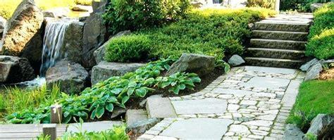 Gartengestaltung Am Hang Mit Steinen by Gartengestaltung Steine Gartengestaltung Mit Steinen Und