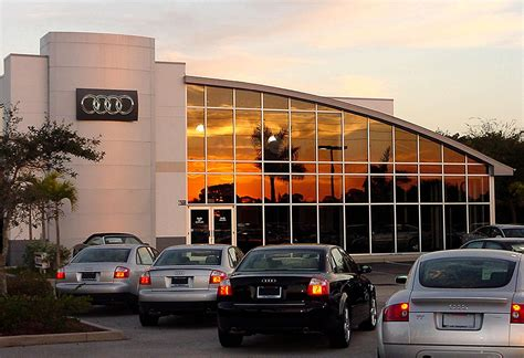 Audi / Volkswagen Dealership Service Center And Sales