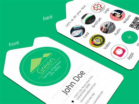 res business card mockups hongkiat