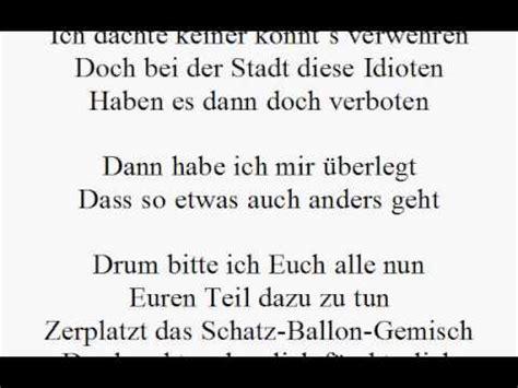 gedicht zum  geburtstag  luftballons geldgeschenk