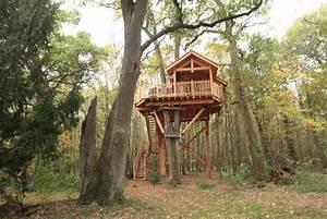Constructeur Cabane Dans Les Arbres : cabane du parc nidperch constructeur de cabane ~ Dallasstarsshop.com Idées de Décoration
