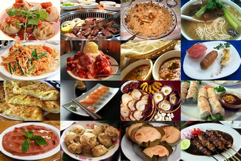 different types of cuisine list of cuisines around the world classi