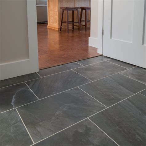 black tile grout look at this photo of tile cleaning
