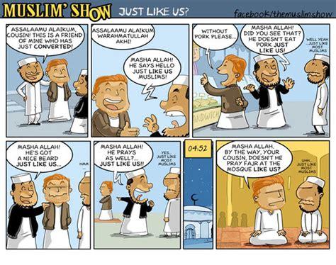 muslim show komik versi islamic   sarcastic