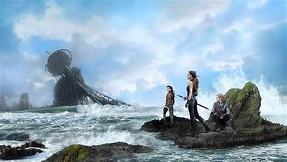 Shannara Chronicles Wallpapers Tv 4k Resolution Shows
