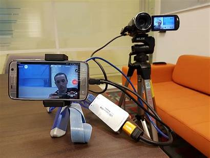 Streaming Connected Camera Hdmi Capture Usb Pro