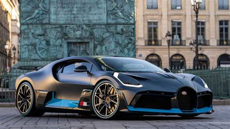 I remember the first time i heard of the veyron, such an expensive and different car. Bugatti Divo | Motor1.com Photos