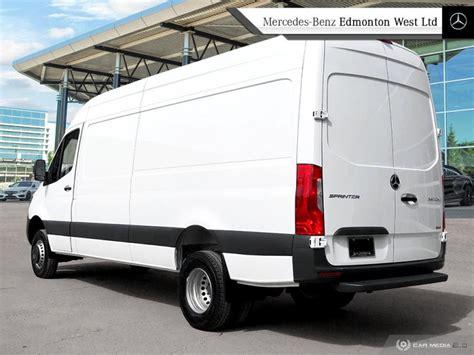 "Rigorous inspection 6 model years or newer less than 75,000 miles. New 2019 Mercedes Benz Sprinter Cargo Van 3500XD High Roof V6 170"" 4x4 Regular Cargo in Edmonton ..."