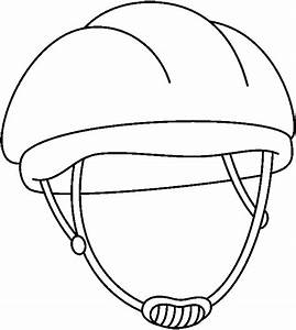 Bicycle Helmet Clipart Clipground