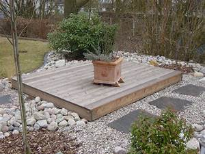 Holz Im Garten : holzterrassen sichtschutz und verschiedenes holzpalisaden von koch garten und landschaftsbau ~ Frokenaadalensverden.com Haus und Dekorationen