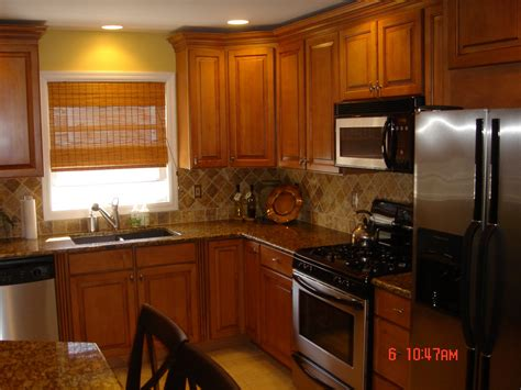 ideas for kitchen cabinets kitchen backsplash oak cabinets best home decoration