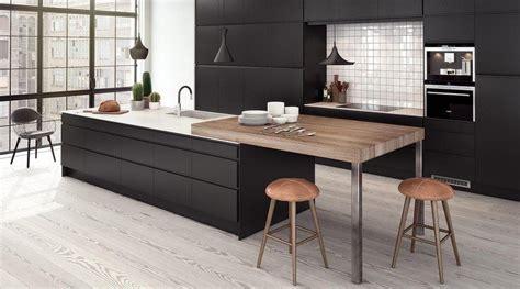 ilots de cuisine mobile cuisine 28 idées de design contemporain formidable