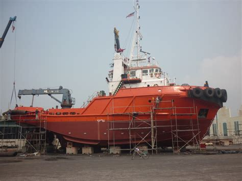 Barge And Tug Boats For Sale by Shipbuilding Services Malaysia Barges Pontoons