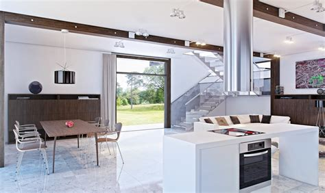 Modern Open Kitchen  Interior Design Ideas. Oak Cabinets Living Room. Living Room Ideas With Brown Sofa. Painting Living Room Grey. Row House Living Room. Living Room Sets. The Best Living Room Design. Jhoola For Living Room. Easy Chairs For Living Room