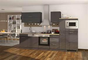 Küchenzeile Mit Elektrogeräten Günstig Mit Aufbau : k chenzeile mit elektroger ten ~ Bigdaddyawards.com Haus und Dekorationen