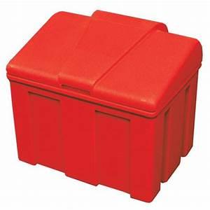 Bac À Sable Plastique : bac sable plastique avec couvercle 100 l ~ Melissatoandfro.com Idées de Décoration