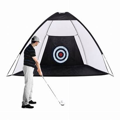 Hitting Golf Practice Zincera Premium