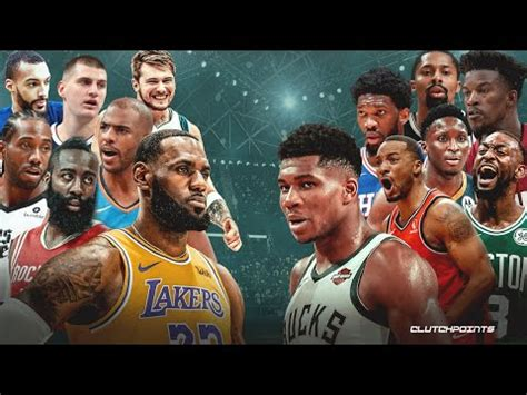 Talking NBA Playoffs 2020 Preview
