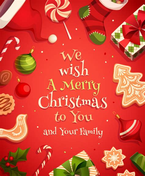 merry christmas to you card 20 most beautiful premium christmas card designs you would love to buy