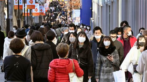 Japan finds new coronavirus variant in travellers from ...