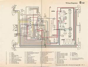 Karmann Ghia Wiring Diagrams