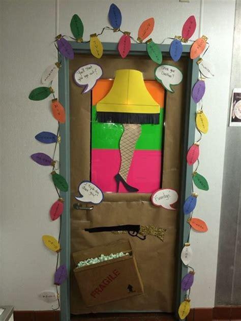 killing  door decorating contest  work