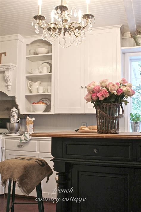 antique kitchen cabinets feathered nest friday country cottage 1275