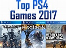 Top 10 PS4 Games of 2017