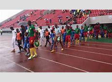 Elim CAN U17 Cartons du Ghana et du Cameroun; tous les