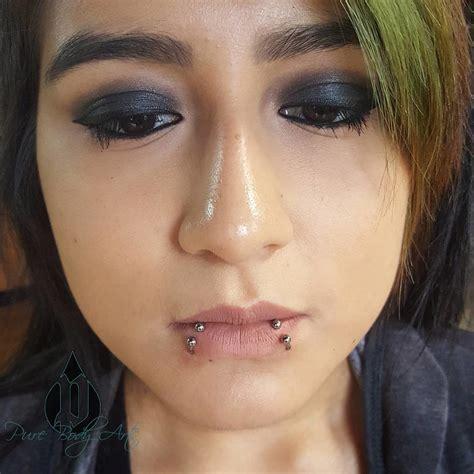 Lip Piercings - Nine Moons Piercing