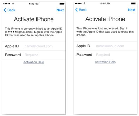 iphone activation lock apple switches activation lock on by default in ios 8