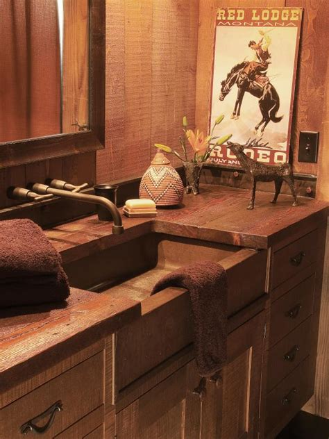 southwestern bathroom design  decor hgtv pictures hgtv