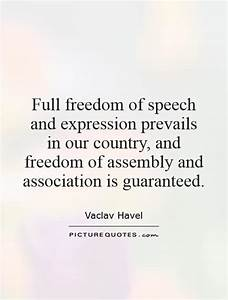 Full freedom of... Country Freedom Quotes