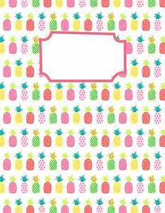 Cute Binders For School Best Cute Binder Covers Ideas On
