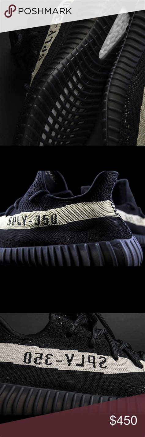 Black Kanye Adidas 350 Boost 100% Authentic Kanye Yeezy ...