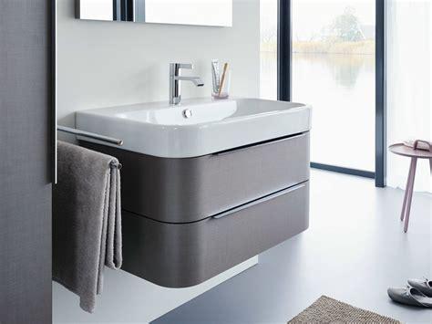 salle de bain duravit happy d 2 vanity unit by duravit design sieger design
