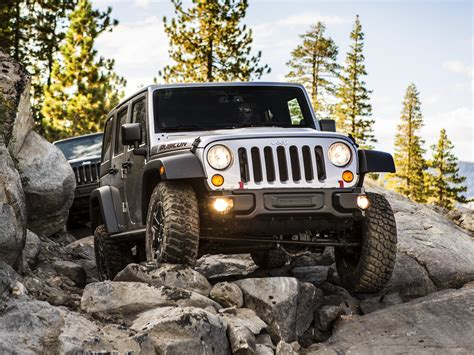 2013 Jeep Wrangler Unlimited Rubicon 10th Offroad 4x4 D