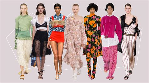 ss17 fashion trend report the best women s fashion trends