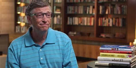 Bill Gates' Summer Reading List
