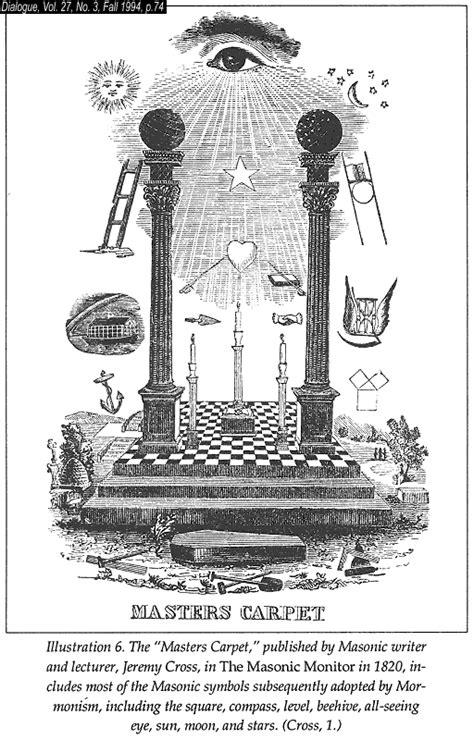 Masonic Symbols and the LDS Temple - Futile Work